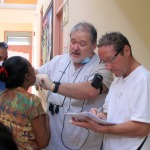 Gives Back smiles in Talamanca