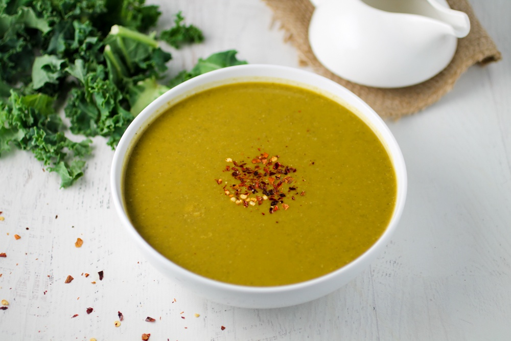 Kale-and-white-bean-soup