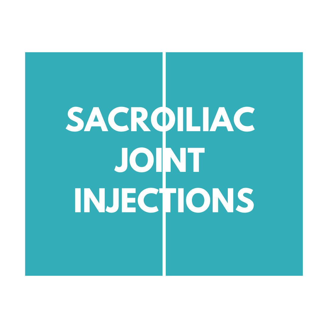 sacroiliac joint injections