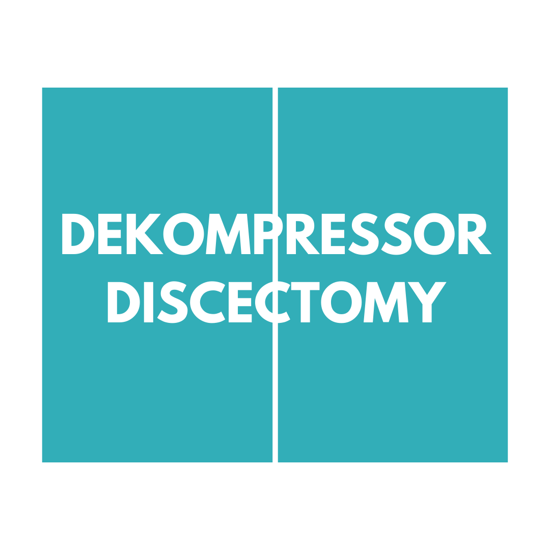 Dekompressor Discetomy