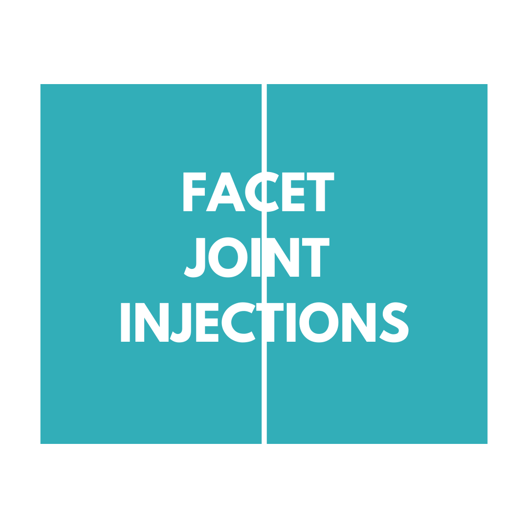 Facet Joint Injections