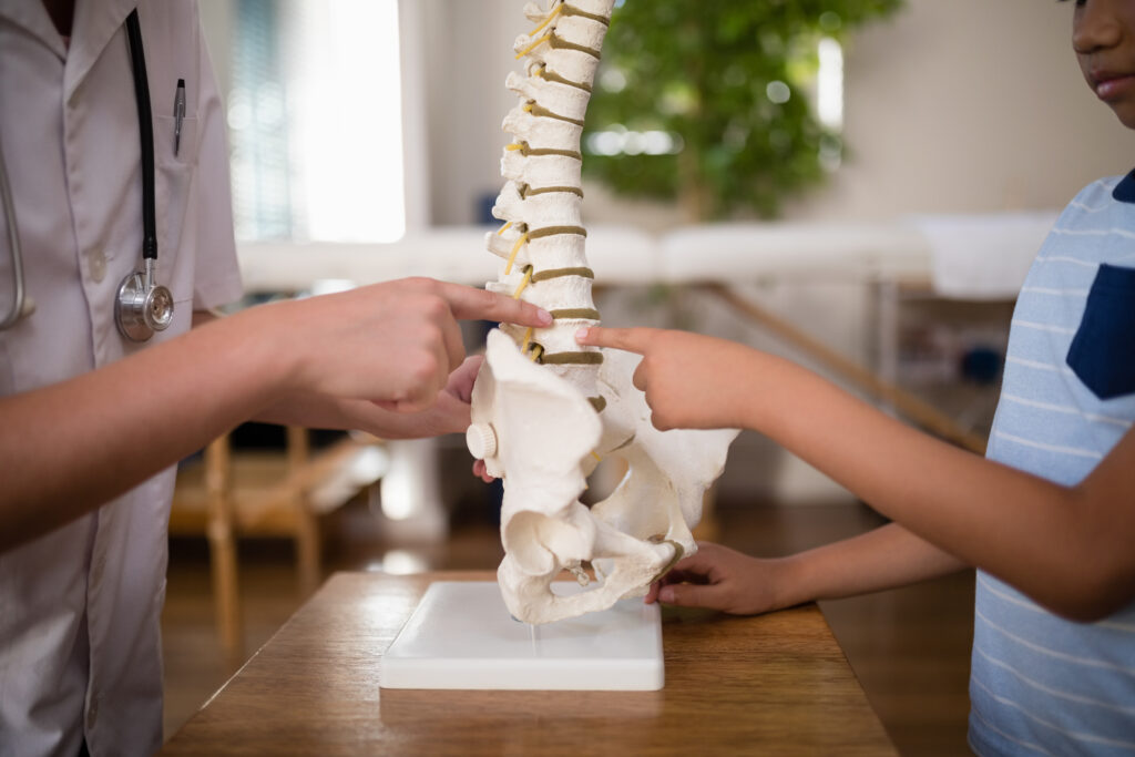 Spine Pain Doctor Near Brockton