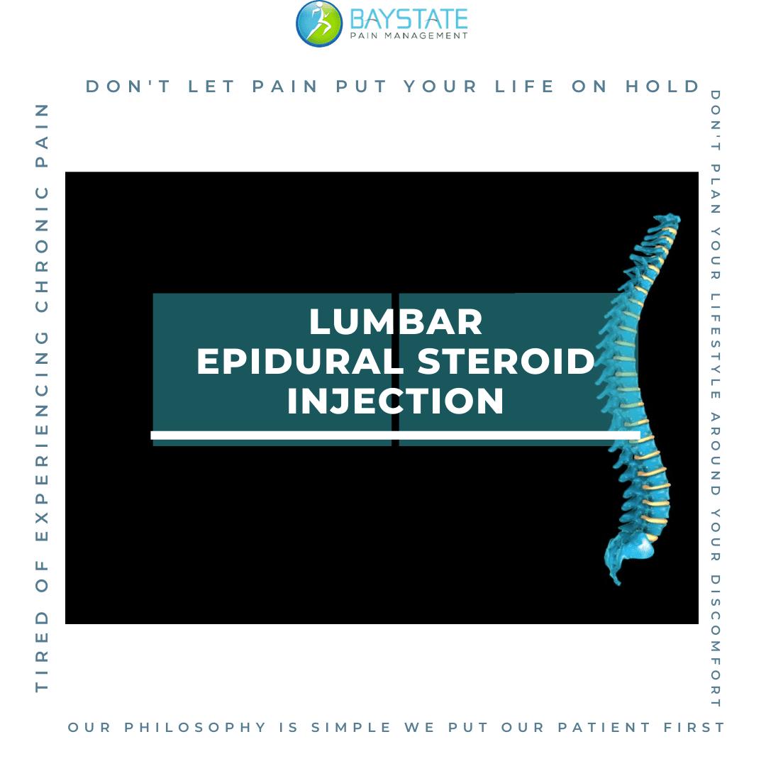 Lumbar Epidural Steriod Injection