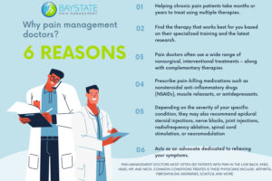 6 Reasons Why pain management doctors?