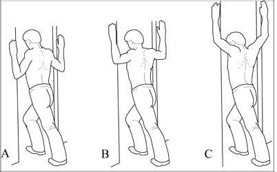 1) Corner Stretch: