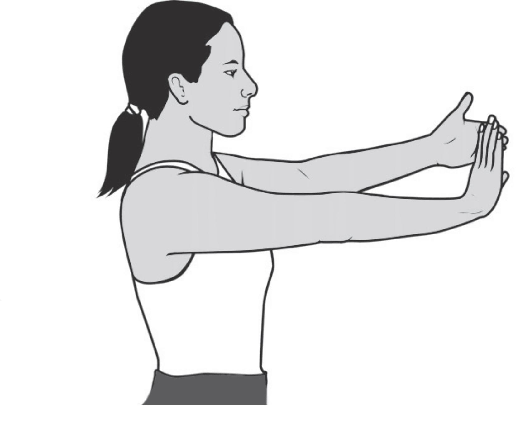 Wrist Extension Stretch