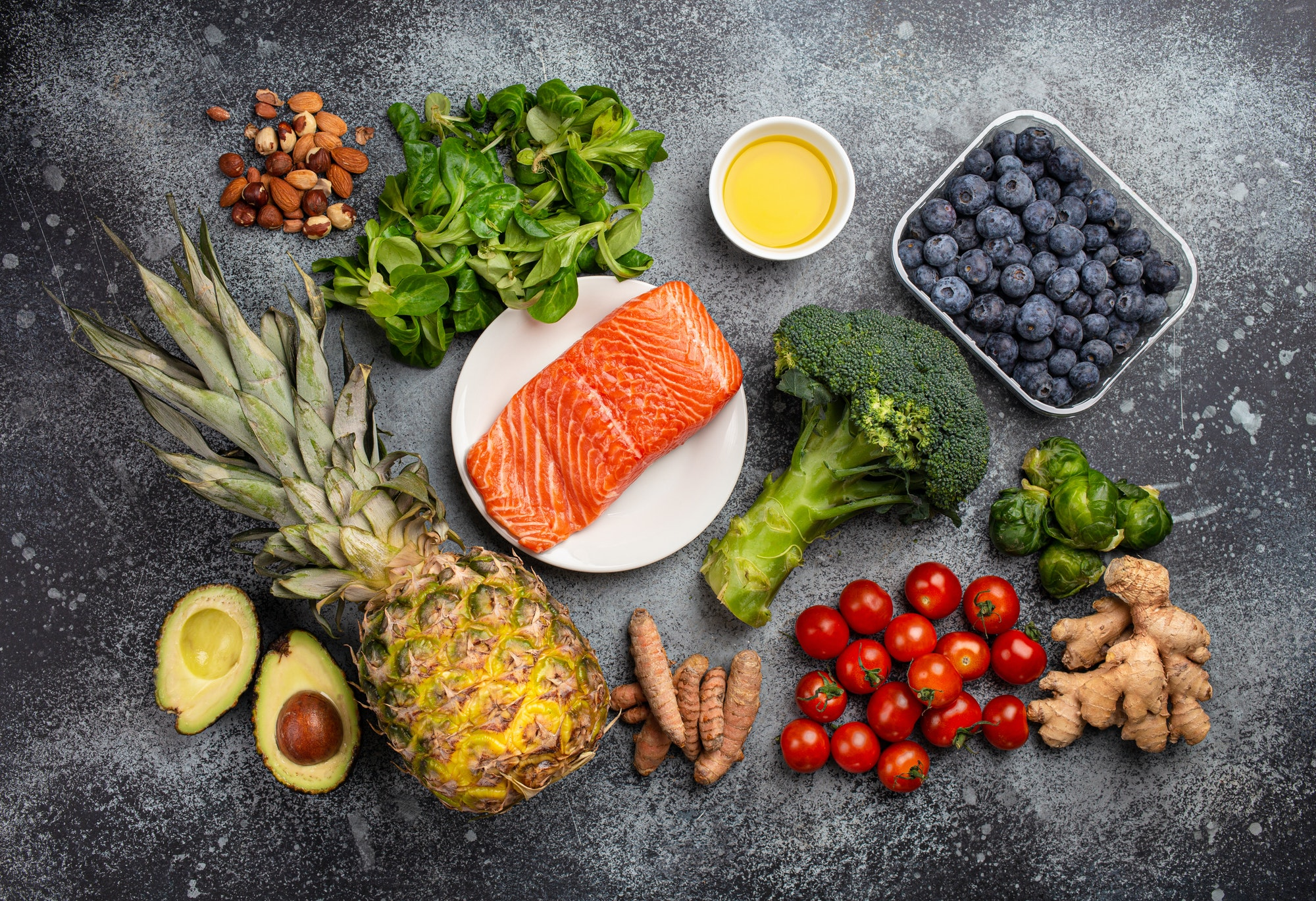 Did you Know Type of Foods Fighting Inflammation