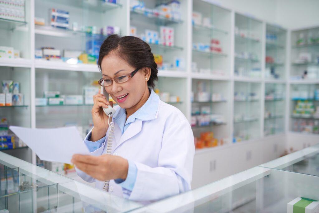 Ordering medications