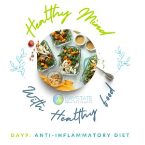 09 Day | Anti-Inflammatory Diet | Meal Plan