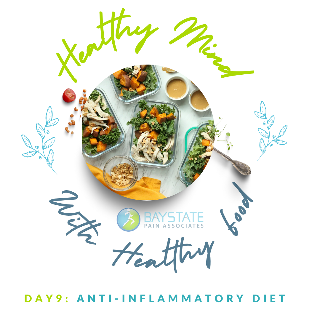 Read more about the article 09 Day | Anti-Inflammatory Diet | Meal Plan