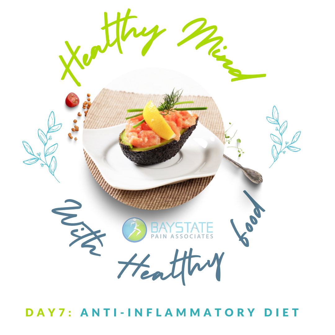 07 Day Anti Inflammatory Diet Meal Plan