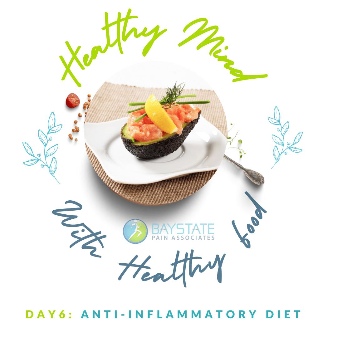 06 Day   Anti-Inflammatory Diet   Meal Plan