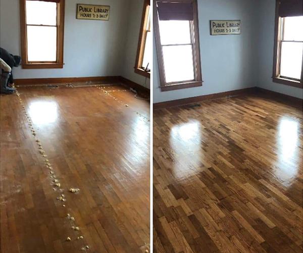 Harris Custom Wood Floors