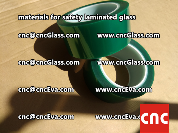 glass vacuuming tape for laminated glass