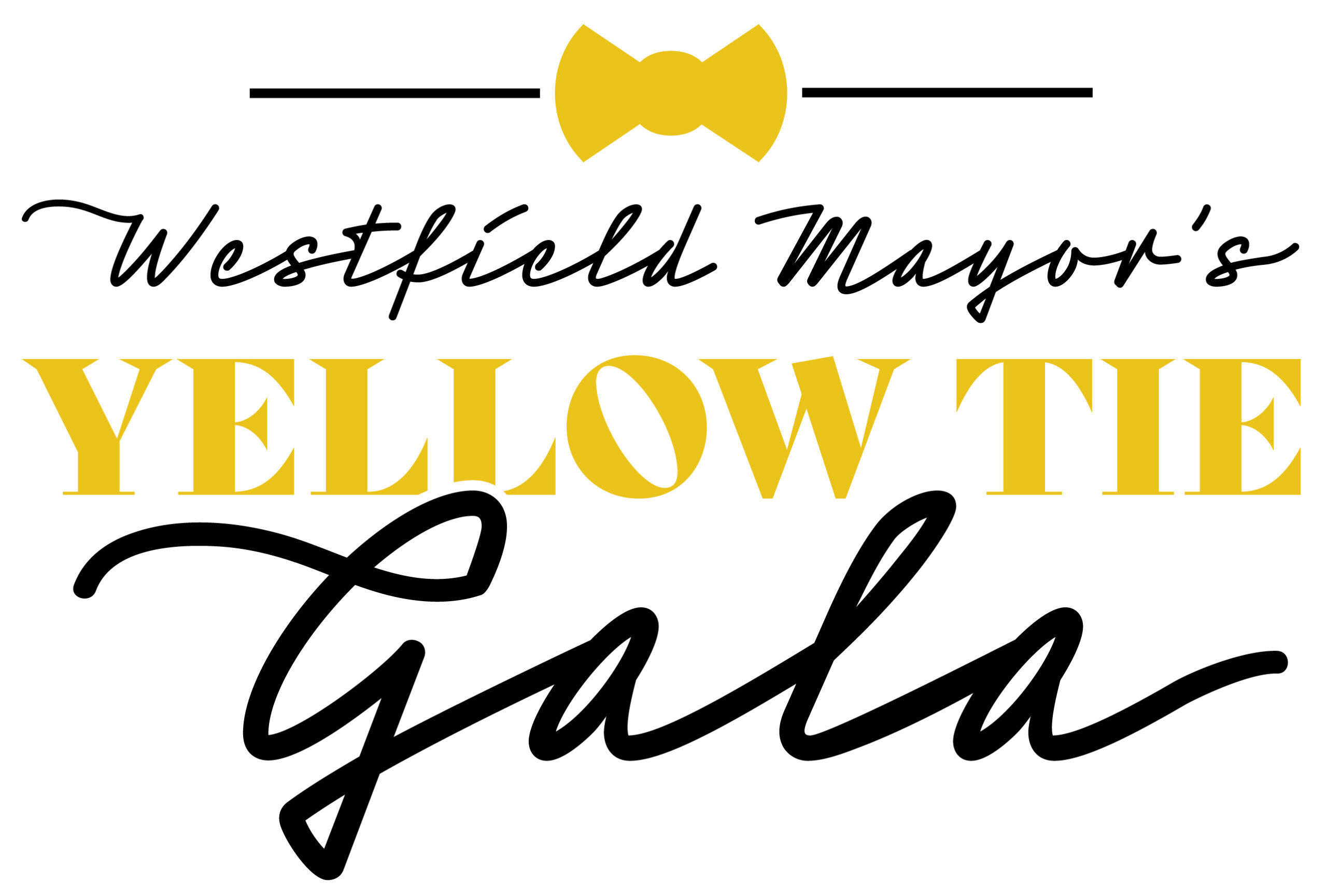 Westfield Mayor's Yellow Tie Gala