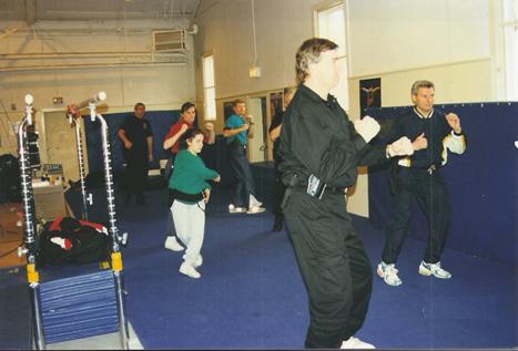 T.A.G. Self Defense Training