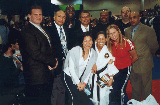 Arnold Classic Security
