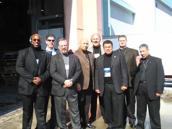 The 2005 TAG staff team