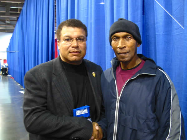 Gary Berry & Steve Sanders