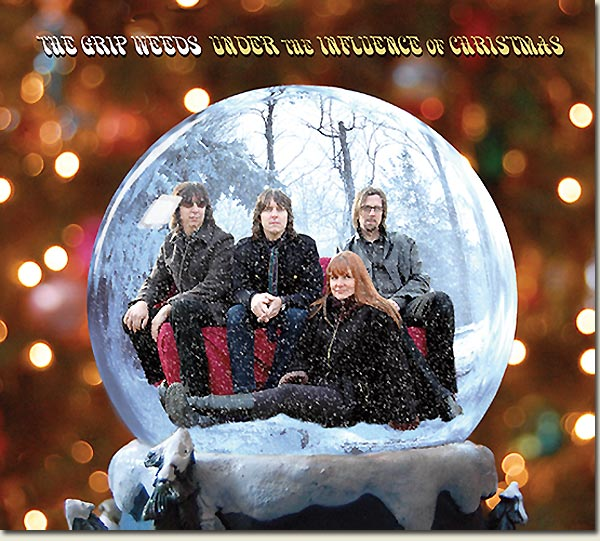Twas a week before Christmas – A GripWeeds  CD Review