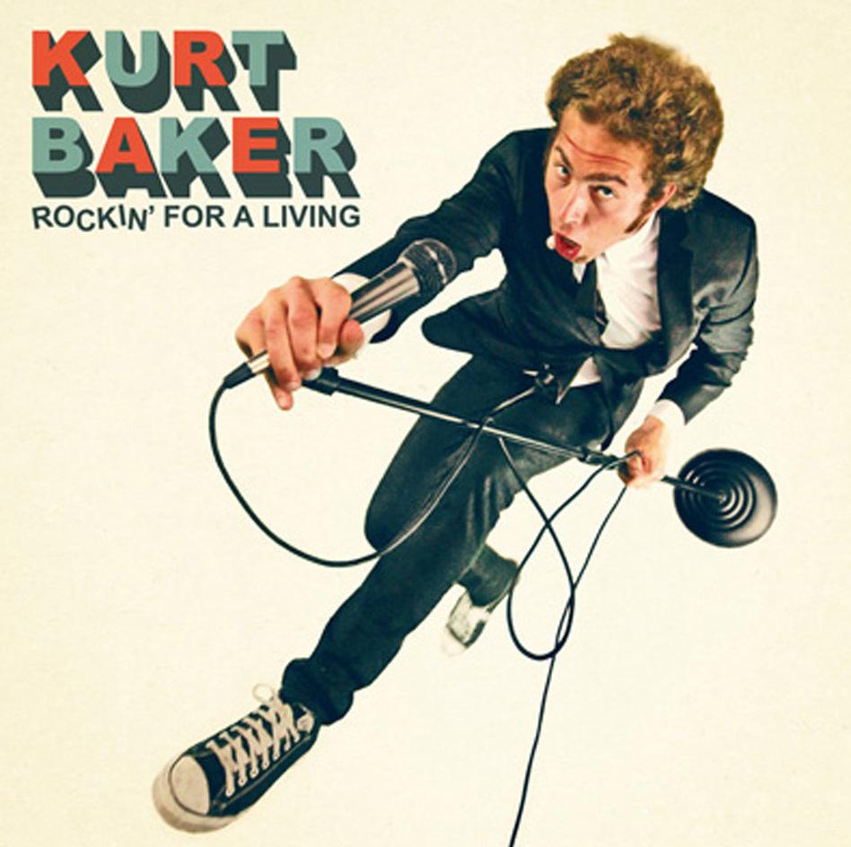 Power Pop Review: Kurt Baker's Rockin' For a Living