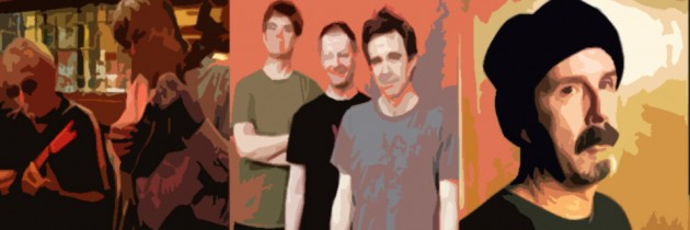 Preview: Spring 2013 Live Powerpop and Rock Schedule for North Carolina