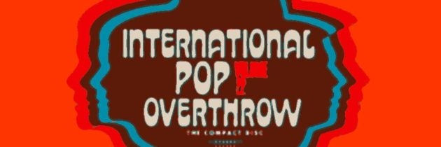 International Pop Overthrow Vol 22