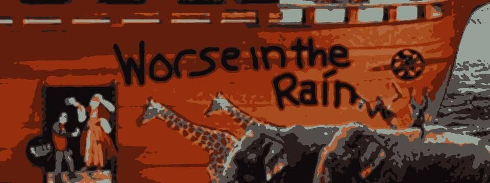 Didn't Planet – Worse In the Rain