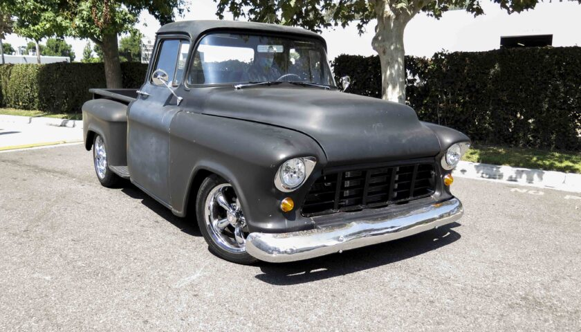 1955 Chevy 3100 Pickup lead photo