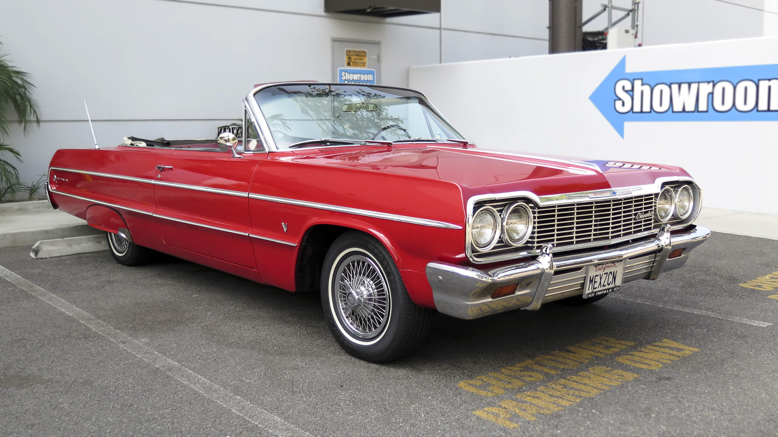 Original 1964 Impala convertible cruise by CPP