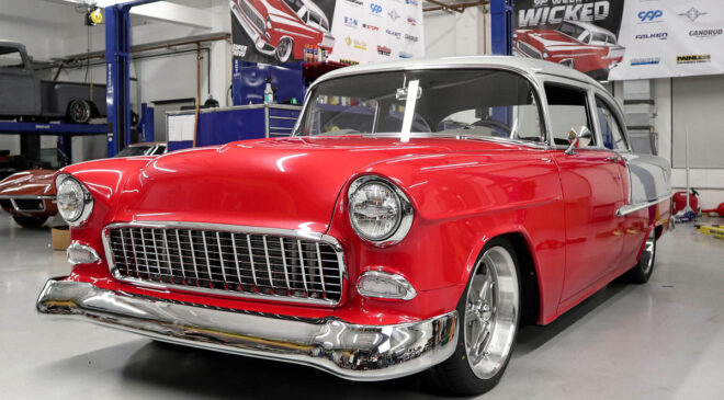 1955 Chevy Week To Wicked lead photo