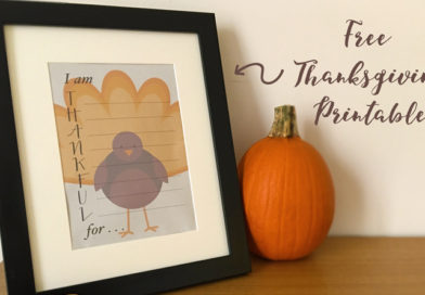 """Thankful"" Craft"