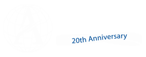 Airworthy 20th anniversary logo
