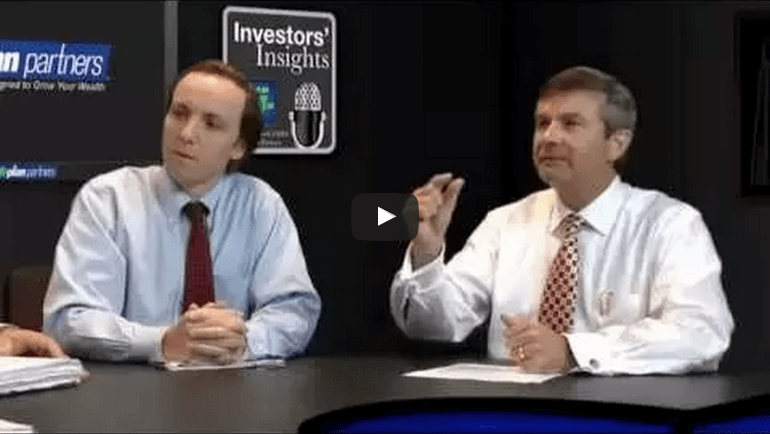 #126 Risk In Your Portfolio And Market Volatility Created By Politics