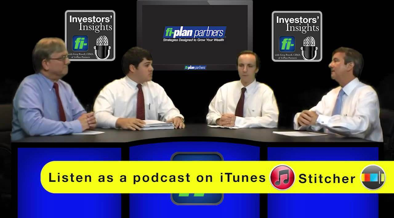#125 Market Uncertainty From The Fed And Politics