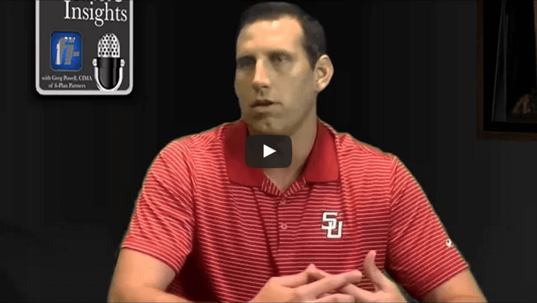 #133 Scott Padgett, Head Basketball Coach, Samford University, Interview
