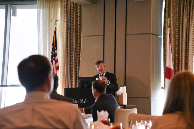 The Homewood Star – Financial planning discussed at luncheon