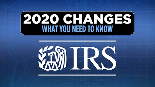 #429 2020 IRS Changes