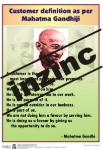 Motivational Posters Inzinc