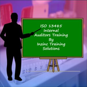 ISO 13485 Internal Auditor training