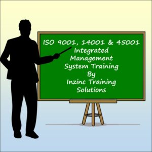 ISO Integrated management system training in India
