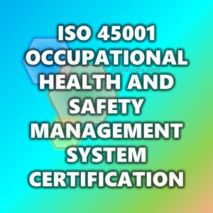 ISO 45001 Certification Services in Bangalore Karnataka