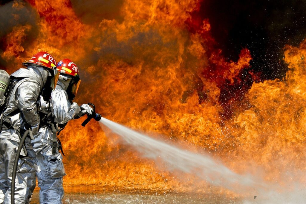 How to prevent fire in workplace