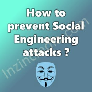 How to prevent social engineering attacks