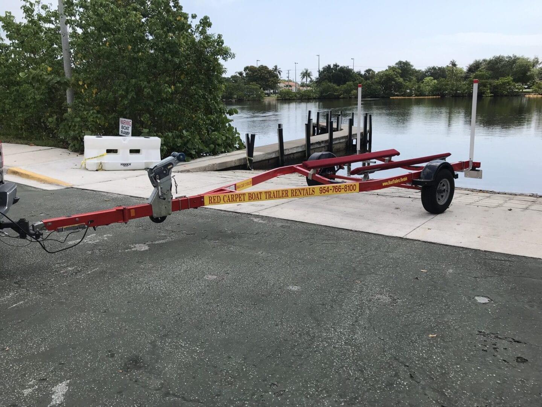 Red Carpet Boat Trailer Rentals LLC