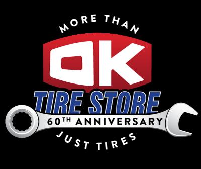 OK Tire Store Logo