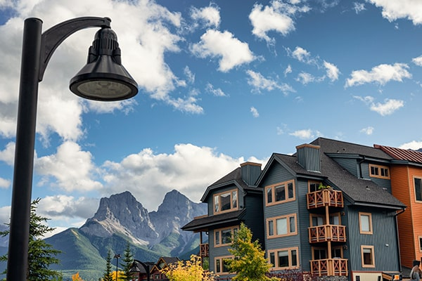 downtown Canmore condos