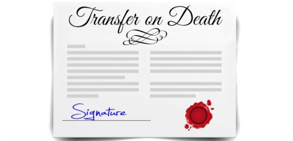 Transfer on Death Deed