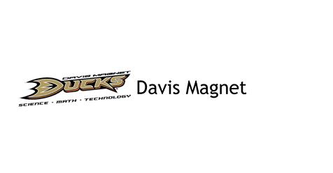 Davis Magnet School logo