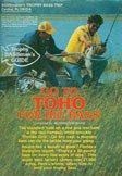 Lake Toho Florida fishing guides book